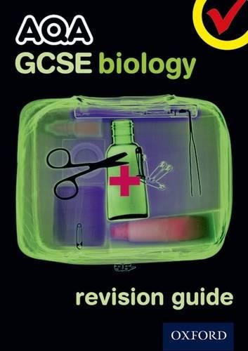 AQA GCSE Biology Revision Guide by Simon Broadley