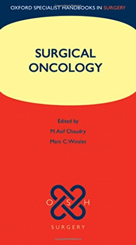 Surgical Oncology by M. Asif Chaudry