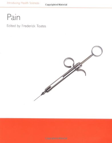 Pain by Frederick M. Toates