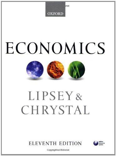 Economics by Richard G. Lipsey