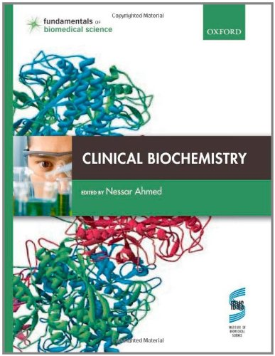 Clinical Biochemistry by Nessar Ahmed