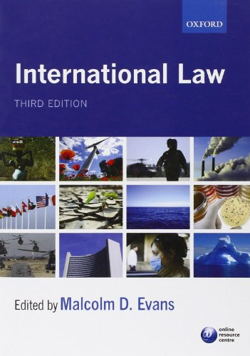 International Law by Malcolm D. Evans