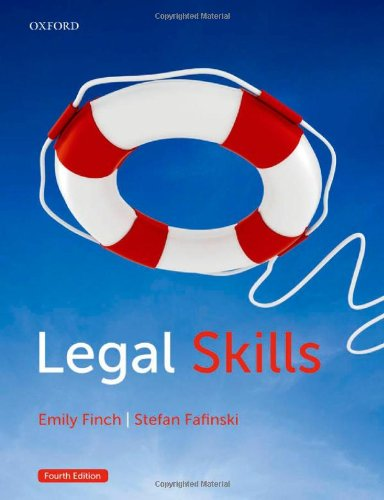 Legal Skills by Emily Finch
