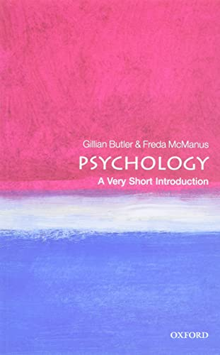 Psychology: A Very Short Introduction by Freda McManus