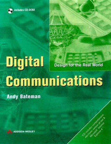 Digital Communications Design for the Real World by Andrew Bateman