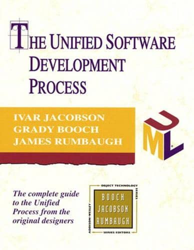 The Unified Software Development Process by Ivar Jacobson