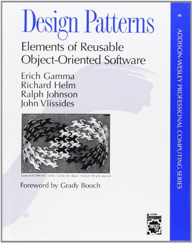 Design Patterns: Elements of Reusable Object-Oriented Software by Erich Gamma