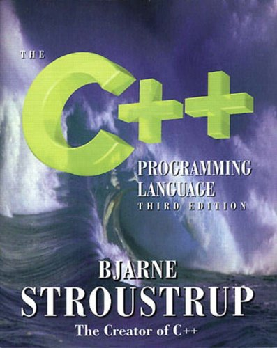 The C++ Programming Language: Language Library and Design Tutorial by Bjarne Stroustrup