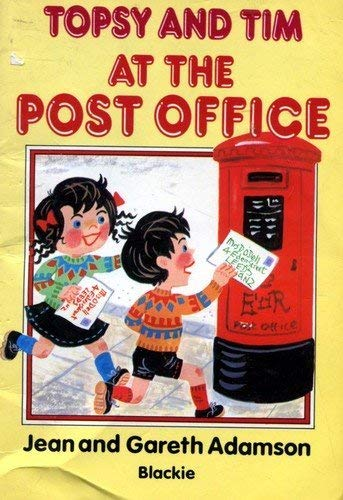 Topsy and Tim at the Post Office by Jean Adamson