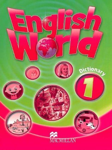 English World 1: Dictionary by Liz Hocking