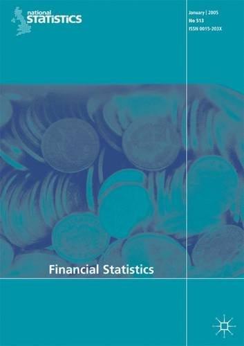 Financial Statistics Explanatory Handbook: 2008 by Office for National Statistics