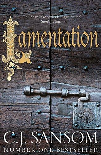 Lamentation by C. J. Sansom