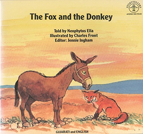 The Fox and the Donkey by Neophytos Elia