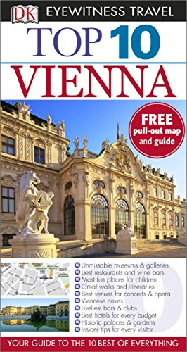 DK Eyewitness Top 10 Travel Guide: Vienna by Irene Zoech