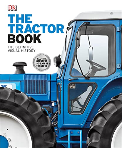 The Tractor Book by DK