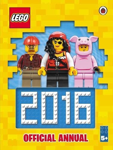 LEGO Official Annual 2016 by