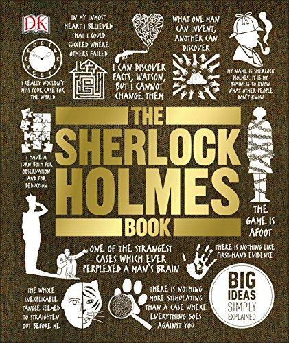 The Sherlock Holmes Book by DK
