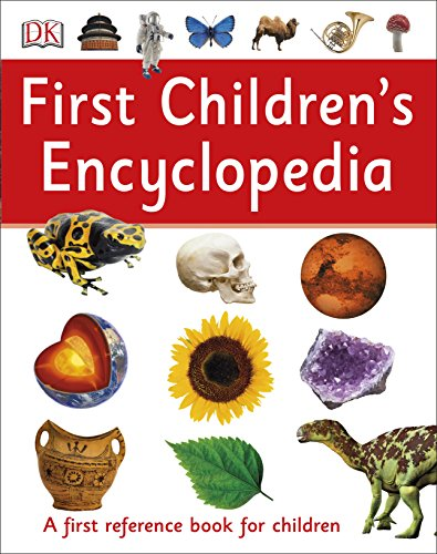 First Children's Encyclopedia by DK