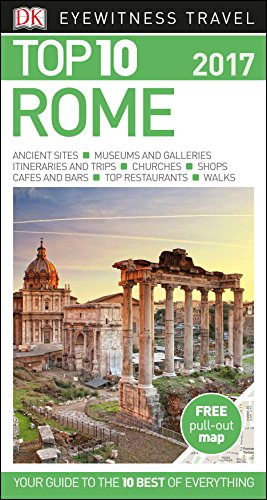Top 10 Rome by DK Publishing