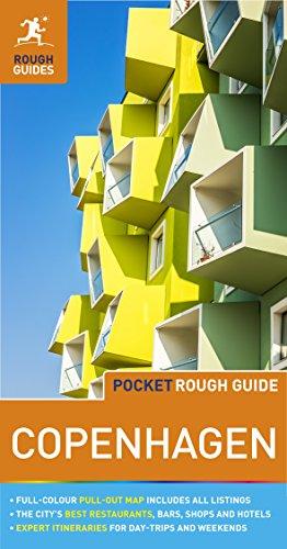 Pocket Rough Guide Copenhagen by Rough Guides