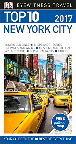Top 10 New York City by DK Publishing