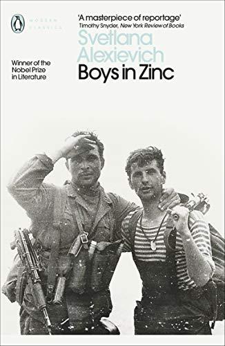 Boys in Zinc by Svetlana Alexievich