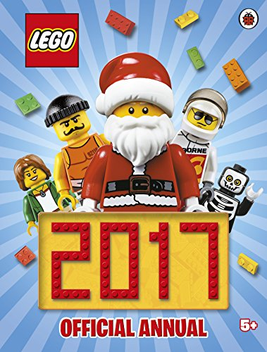 LEGO Official Annual 2017 by