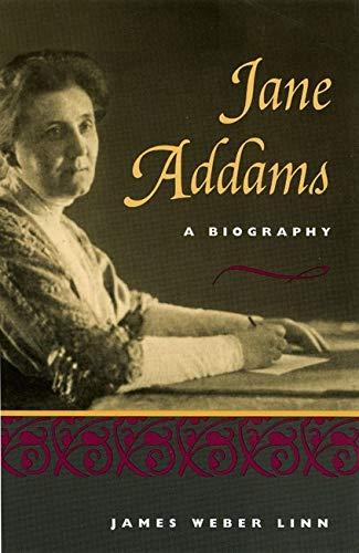 an analysis of conway jill ker jane addams by jane addams