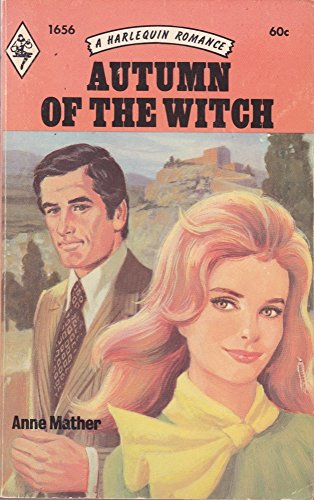Autumn of the Witch by Anne Mather