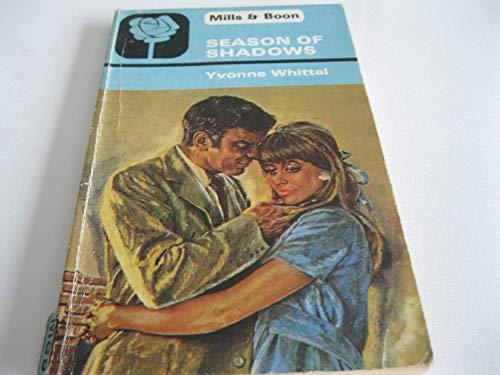 Season of Shadows by Yvonne Whittal