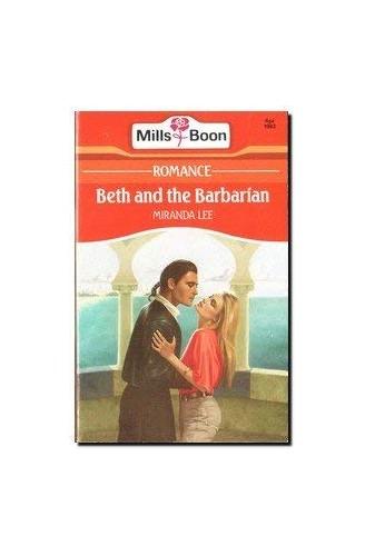 Beth and the Barbarian by Miranda Lee