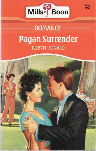 Pagan Surrender by Robyn Donald