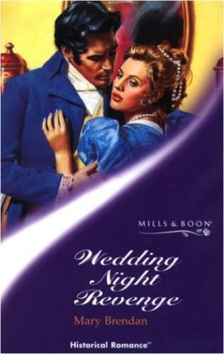 Wedding Night Revenge by Mary Brendan