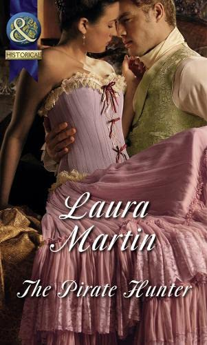 The Pirate Hunter by Laura Martin