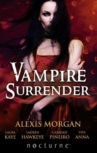 Vampire Surrender by Alexis Morgan