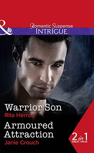 Warrior Son: Warrior Son / Armoured Attraction (the Heroes of Horseshoe Creek, Book 4) by Rita Herron