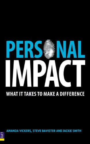 Personal Impact: Make A Powerful Impression Wherever You Go by Amanda Vickers