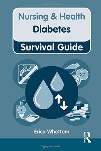 Diabetes by Erica Whettem