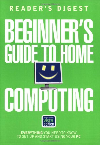 Beginner's Guide to Home Computing by