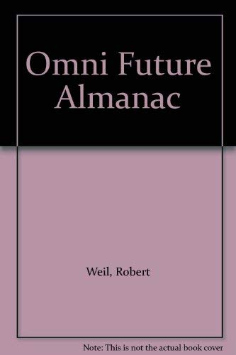 """Omni"" Future Almanac by Robert Weil"