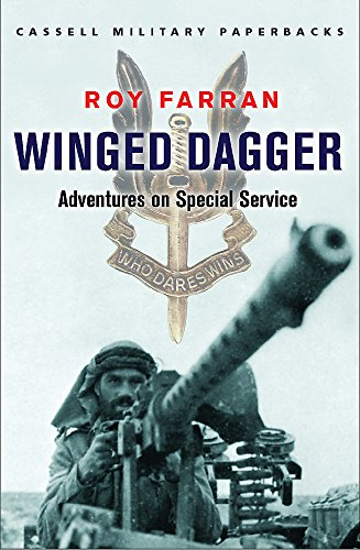 Winged Dagger: Adventures on Special Service by Roy Farran