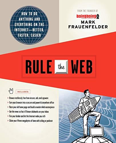 Rule the Web by Mark Frauenfelder