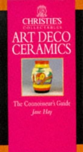Art Deco Ceramics by Jane Hay