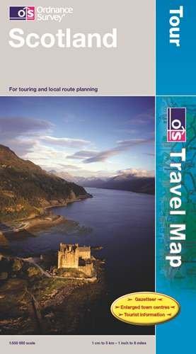 Scotland by Ordnance Survey