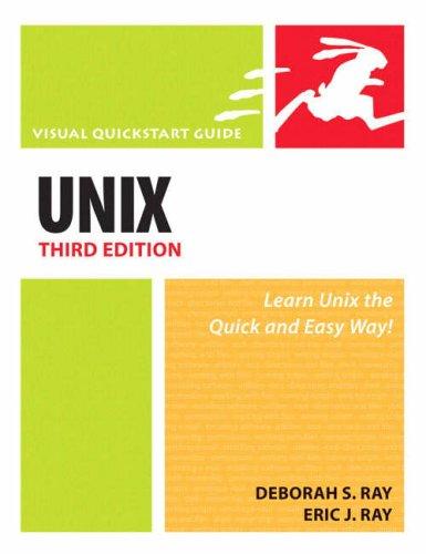 Unix by Deborah S. Ray