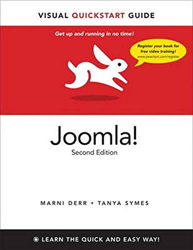 Joomla!: Visual QuickStart Guide by Marni Derr