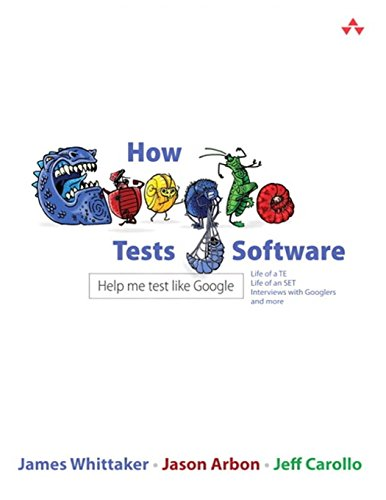 How Google Tests Software by James A. Whittaker
