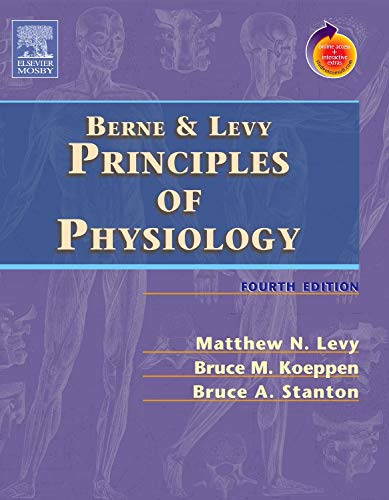Berne and Levy Principles of Physiology: With STUDENT CONSULT Online Access by Matthew N. Levy