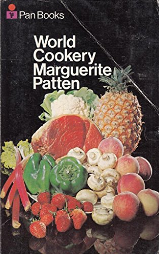 World Cookery by Marguerite Patten, OBE