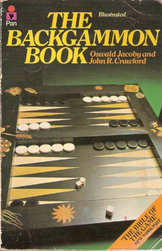 The Backgammon Book by Oswald Jacoby